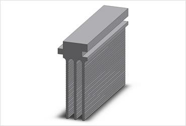 Heat Sinks SuperPower range supplies excellent performances